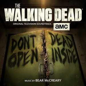 BEAR McCREARY The Walking Dead COLOUR 2xLP folia