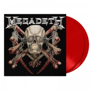 MEGADETH Killing Is My Business... And Business Is Good! (US RED VINYL)