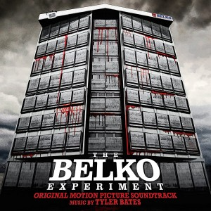 TYLER BATES Belko Experiment 180g COLOR LP+POSTER