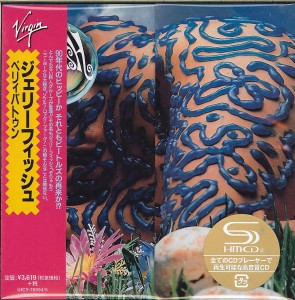 JELLYFISH Bellybutton DELUXE 2x SHM CD JAPAN UICY-76994