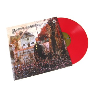 BLACK SABBATH Black Sabbath - red 180g LP