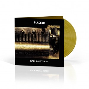PLACEBO Black Market Music (gold vinyl)