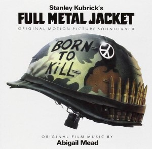 ABIGAIL MEAD Stanley Kubrick's Full Metal Jacket DARK GREEN VINYL