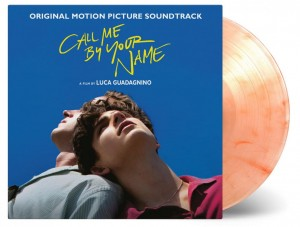 SUFJAN STEVENS Call Me By Your Name 180g MOVATM184 LIMITED PEACH EDITION