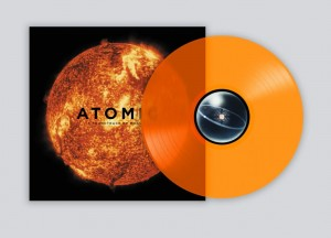 MOGWAI Atomic OST Soundtrack ORANGE 2xLP