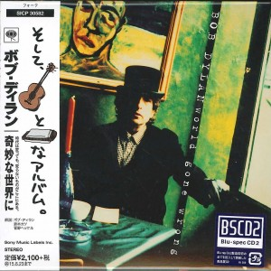 BOB DYLAN World Gone Wrong JAPAN BluSpecCD2 SICP-30582