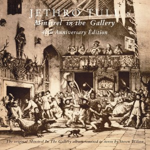 JETHRO TULL Minstrel In The Gallery ANNIVERSARY 180g LP