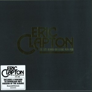 ERIC CLAPTON Live Album Collection 1970-1980 (6xLP)