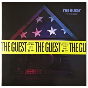 STEVE MOORE The Guest OST LP