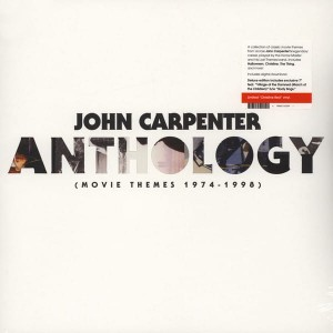 JOHN CARPENTER Anthology Movie Themes 1974-1998: DELUXE VINYL RED LP+7'