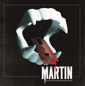 DONALD RUBINSTEIN Martin (OST LP)