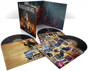IRON MAIDEN The Book Of Souls Live Chapter 3xLP