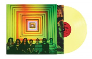 KING GIZZARD AND THE LIZARD WIZARD Float Along - Fill Your Lungs (EASTER YELLOW VINYL) EU
