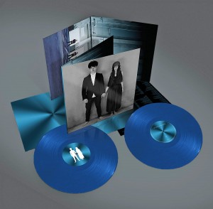 U2 Songs of Experience (2xLP CYAN VINYL)