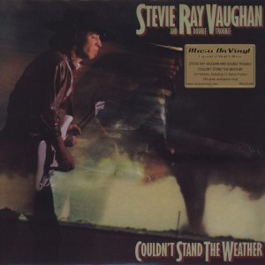 STEVIE RAY VAUGHAN Couldn't Stand The Weather 2xLP 180g (MOVLP190)