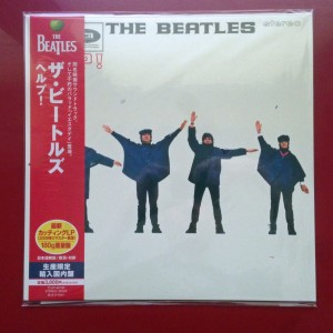 THE BEATLES Help! * SEALED JAPAN 180g VINYL out-of-print TOJP-60185