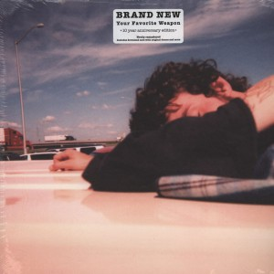 BRAND NEW Your Favorite Weapon (embossed cover)