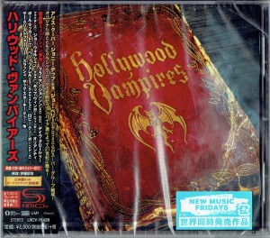 Hollywood Vampires JAPAN SHM-CD UICY-15428