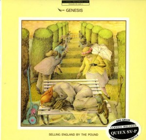 GENESIS SELLING ENGLAND BY THE POUND 200g Quiex SV-P
