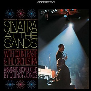 Frank Sinatra at the Sands Live at Sands Hotel 2xLP 180g