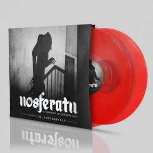JAMES BERNARD Nosferatu: ORIGINAL OST RED 2xLP (SILLP192)