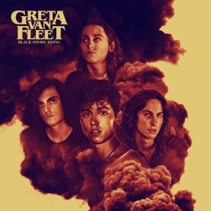 GRETA VAN FLEET Black Smoke Rising (EP)