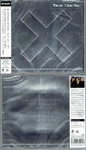 THE XX I See You - CD JAPAN MARKET + 2 bonus tracks (YTCD161J)