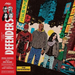 JOHN PAESANO The Defenders (NETFLIX OST SERIES)