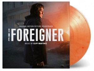 CLIFF MARTINEZ The Foreigner COLOR 180G LP MOVATM180