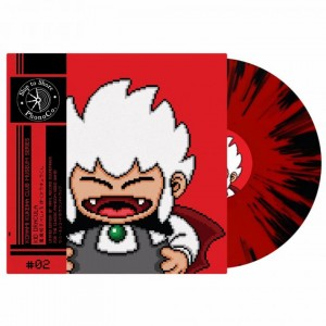 "Konami Kukeiha Club - Kid Dracula (10"" red vinyl)"