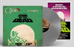 CLAUDIO SIMONETTI (GOBLIN) Dawn Of The Dead (Grey Color Vinyl 40th Anniversary Edition)