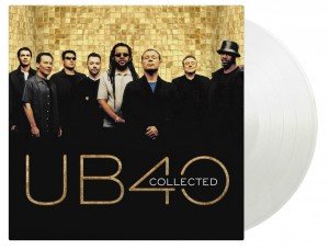 UB40 Collected (2xLP 180g TRANSPARENT)