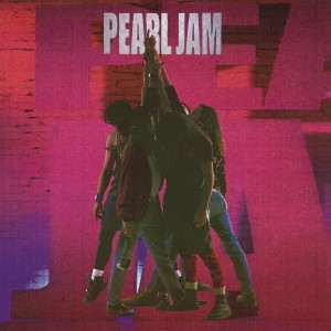 PEARL JAM Ten - VINYL LP remastered