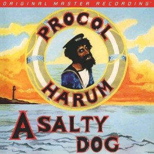 PROCOL HARUM A Salty Dog - 2xLP 180g MFSL1-474