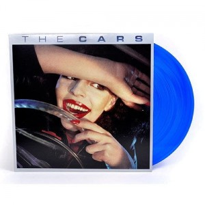 THE CARS The Cars - 180g LP blue color vinyl