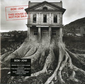 BON JOVI This House Is Not For Sale - LP