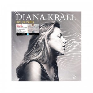 DIANA KRALL Live In Paris (ORG-003 2xLP 180g 45rpm)