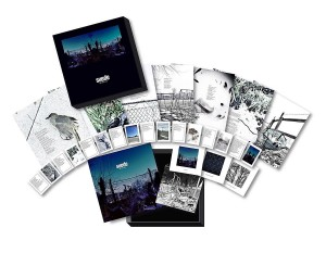 "SUEDE - The Blue Hour (BOX 2xCD+2xLP+DVD+7"")"