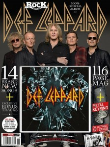 DEF LEPPARD fan pack collectors edition CD + BONUS
