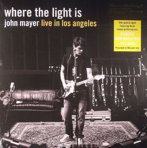 JOHN MAYER Where The Light Is Live In Los Angeles 4xLP