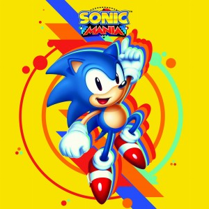 Tee Lopes SONIC MANIA SEGA SOUNDTRACK LP