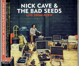 NICK CAVE AND BAD SEEDS Live From KCRW JAPAN CD HSE-60170