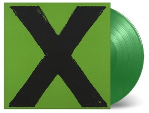 ED Sheeran X (180g Limited-Edition Opaque Dark Green Vinyl)