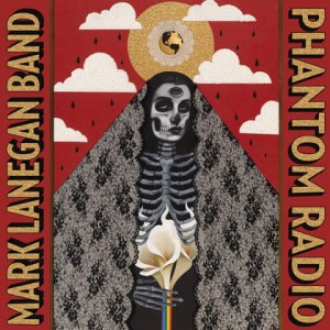 MARK LANEGAN BAND Phantom Radio WHITE VINYL LP limited edition