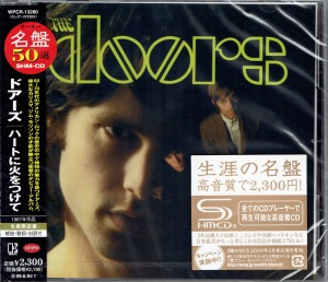 THE DOORS The Doors JAPAN SHM - CD +bonus
