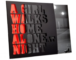 A Girl Walks Home Alone At Night OST (2LP /Deluxe Edition)