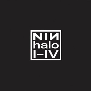 RSD15 Nine Inch Nails NIN Halo I-IV - BOX (BLACK FRIDAY 2015)