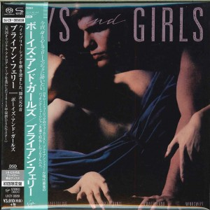 BRYAN FERRY Boys And Girls SHM-SACD (UIGY-9689)