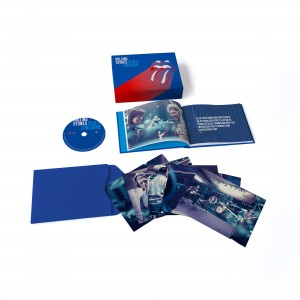 THE ROLLING STONES Blue & Lonesome - DELUXE CD BOX