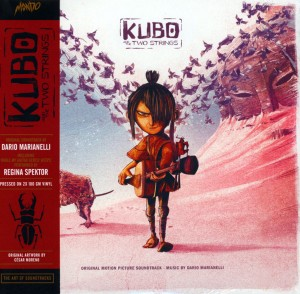 DARIO MARIANELLI Kubo and the Two Strings 2xLP 180g (MOND-097)